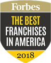 Forbes Best Franchises in America 2018