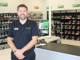 Batteries Plus franchise owner Eric Granroth