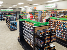Store opens in the Capital Region