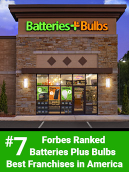 Forbes Ranked number 7 Best Franchises in America