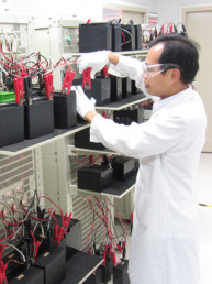 Batteries Plus Bulbs China Quality Assurance Lab