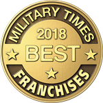 2018 Military Times Best Franchise