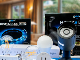 Smart Home products collage