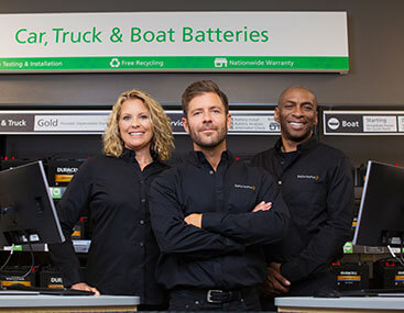 Batteries Plus employees