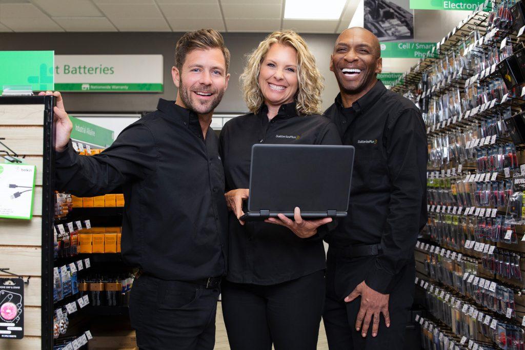 Batteries Plus employees