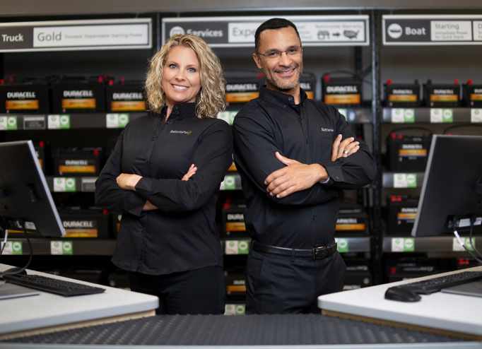 Batteries Plus franchise employees